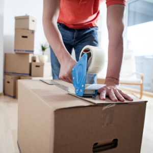 Packing and Moving Services Houston TX